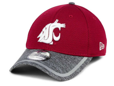 Washington State Cougars New Era NCAA Training 39THIRTY Cap