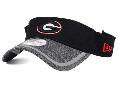 Georgia Bulldogs New Era NCAA Training Visor