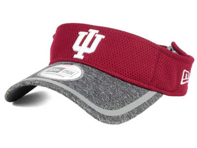 Indiana Hoosiers New Era NCAA Training Visor