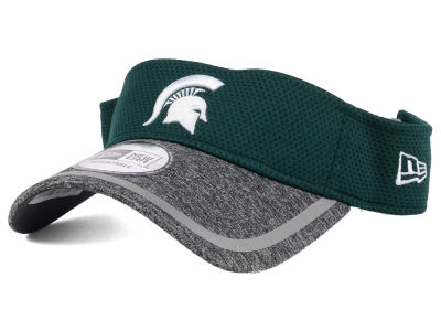 Michigan State Spartans New Era NCAA Training Visor