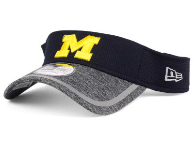 Michigan Wolverines New Era NCAA Training Visor