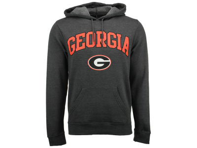 Georgia Bulldogs Colosseum NCAA Men's Arch Logo Hoodie