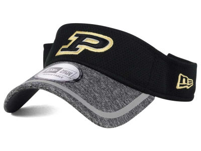 Purdue Boilermakers New Era NCAA Training Visor