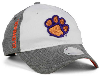 Clemson Tigers New Era NCAA Sparkle Shade 9TWENTY Cap