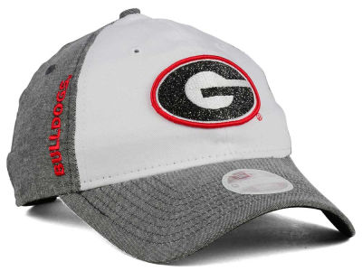 Georgia Bulldogs New Era NCAA Sparkle Shade 9TWENTY Cap