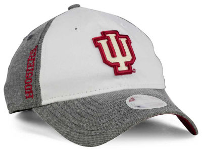 Indiana Hoosiers New Era NCAA Sparkle Shade 9TWENTY Cap
