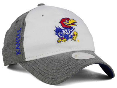 Kansas Jayhawks New Era NCAA Sparkle Shade 9TWENTY Cap