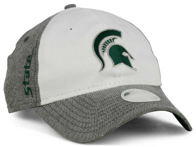 Michigan State Spartans New Era NCAA Sparkle Shade 9TWENTY Cap