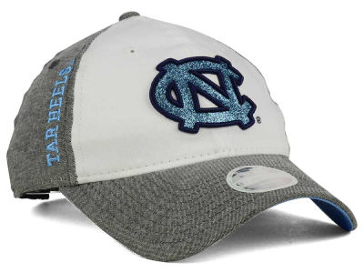 North Carolina Tar Heels New Era NCAA Sparkle Shade 9TWENTY Cap