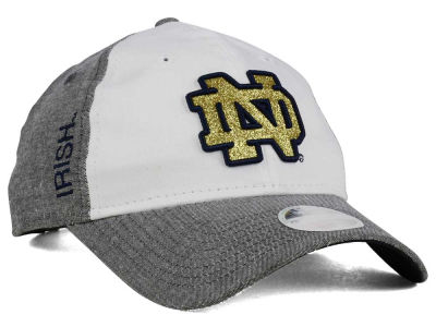 Notre Dame Fighting Irish New Era NCAA Sparkle Shade 9TWENTY Cap