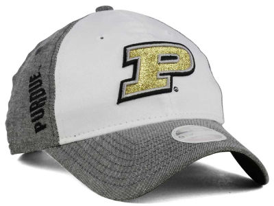 Purdue Boilermakers New Era NCAA Sparkle Shade 9TWENTY Cap