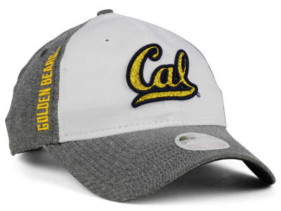 California Golden Bears New Era NCAA Sparkle Shade 9TWENTY Cap