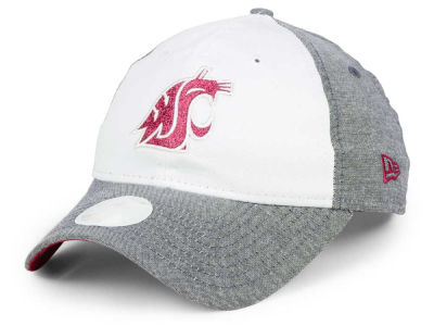 Washington State Cougars New Era NCAA Sparkle Shade 9TWENTY Cap