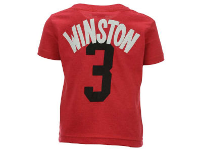 Tampa Bay Buccaneers Jameis Winston NFL Infant Whirlwind Player T-Shirt