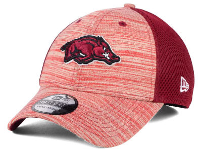 Arkansas Razorbacks New Era NCAA Tonal Tint 39THIRTY Cap