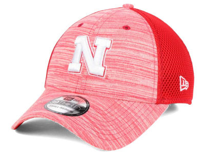 Nebraska Cornhuskers New Era NCAA Tonal Tint 39THIRTY Cap