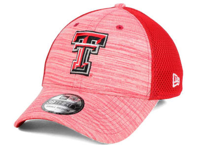 Texas Tech Red Raiders New Era NCAA Tonal Tint 39THIRTY Cap