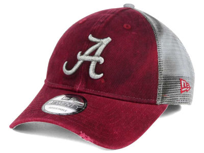 Alabama Crimson Tide New Era NCAA Team Rustic 9TWENTY Cap