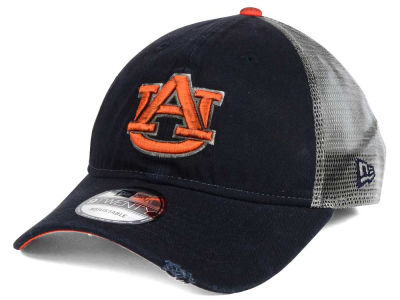 Auburn Tigers New Era NCAA Team Rustic 9TWENTY Cap