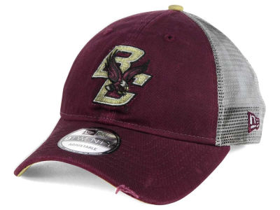 Boston College Eagles New Era NCAA Team Rustic 9TWENTY Cap