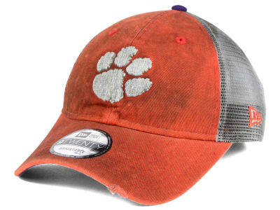 Clemson Tigers New Era NCAA Team Rustic 9TWENTY Cap
