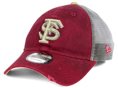 Florida State Seminoles New Era NCAA Team Rustic 9TWENTY Cap