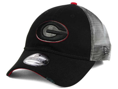 Georgia Bulldogs New Era NCAA Team Rustic 9TWENTY Cap