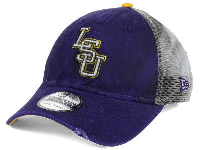 LSU Tigers New Era NCAA Team Rustic 9TWENTY Cap