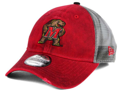 Maryland Terrapins New Era NCAA Team Rustic 9TWENTY Cap
