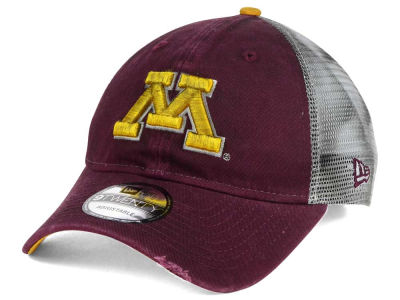 Minnesota Golden Gophers New Era NCAA Team Rustic 9TWENTY Cap