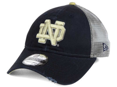 Notre Dame Fighting Irish New Era NCAA Team Rustic 9TWENTY Cap