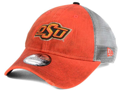 Oklahoma State Cowboys New Era NCAA Team Rustic 9TWENTY Cap