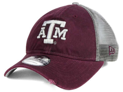 Texas A&M Aggies New Era NCAA Team Rustic 9TWENTY Cap