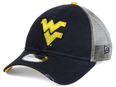 West Virginia Mountaineers New Era NCAA Team Rustic 9TWENTY Cap