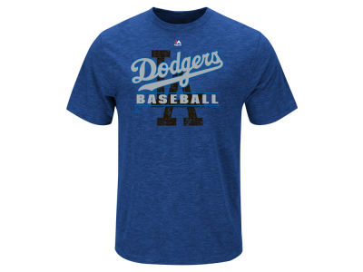 Los Angeles Dodgers MLB Men's Bases Loaded Hyperslub T-Shirt