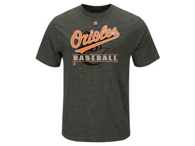 Baltimore Orioles MLB Men's Bases Loaded Hyperslub T-Shirt
