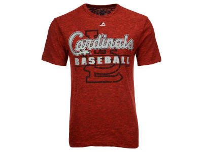 St. Louis Cardinals MLB Men's Bases Loaded Hyperslub T-Shirt