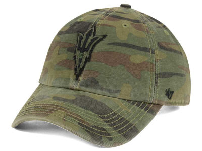 Arizona State Sun Devils '47 NCAA Operation Hat Trick Movement '47 CLEAN UP Cap