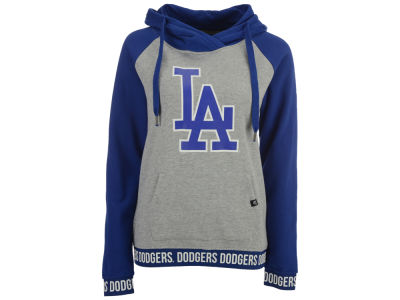 Los Angeles Dodgers '47 MLB Women's Revolve Hooded Sweatshirt