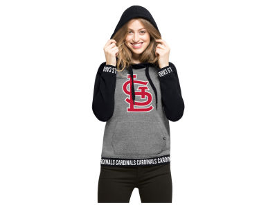 St. Louis Cardinals '47 MLB Women's Revolve Hooded Sweatshirt