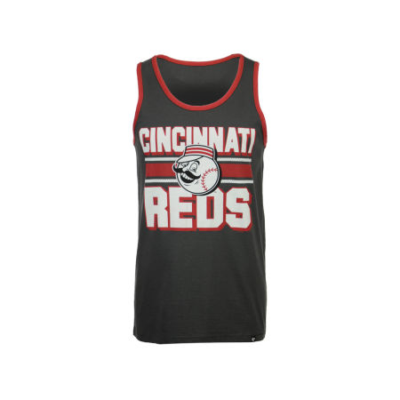 Cincinnati Reds '47 MLB Men's Crosstown Tank