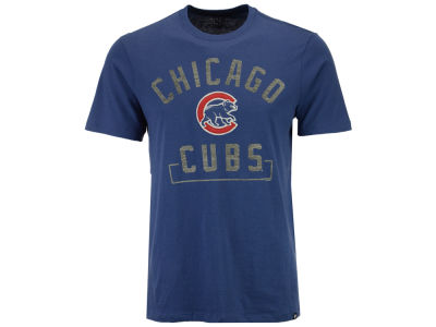 Chicago Cubs '47 MLB Men's Mixed Fieldhouse T-shirt