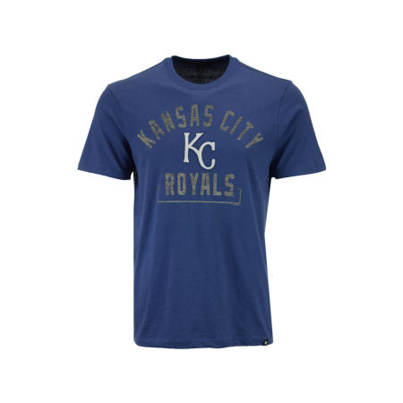 Kansas City Royals '47 MLB Men's Mixed Fieldhouse T-shirt