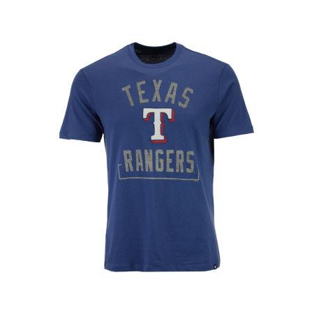 Texas Rangers '47 MLB Men's Mixed Fieldhouse T-shirt