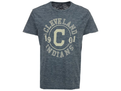 Cleveland Indians '47 MLB Men's Tri-State Verge T-Shirt