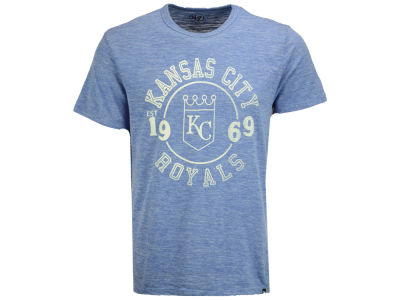 Kansas City Royals '47 MLB Men's Tri-State Verge T-Shirt