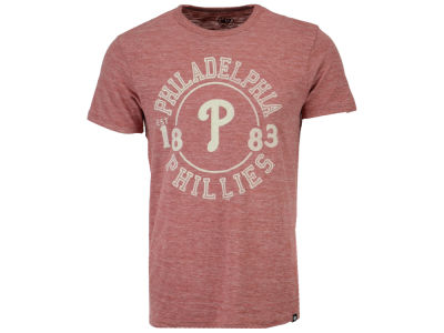 Philadelphia Phillies '47 MLB Men's Tri-State Verge T-Shirt