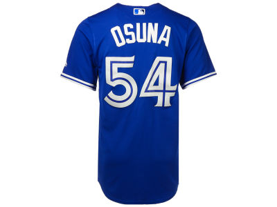 Toronto Blue Jays Roberto Osuna Majestic MLB Men's Player Replica CB Jersey
