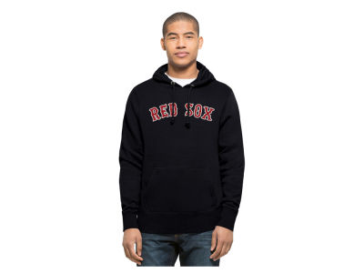 Boston Red Sox '47 MLB Men's Sport Raglan Hoodie