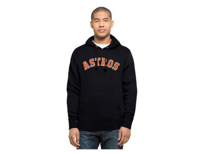 Houston Astros '47 MLB Men's Sport Raglan Hoodie